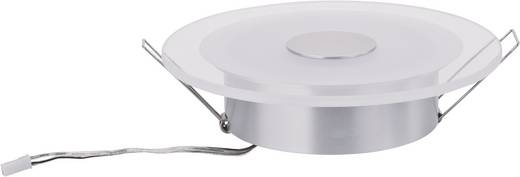 LED-Einbauleuchte 6 W Warm-Weiß Paulmann Whirl 92535 Aluminium