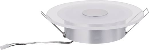 Paulmann Whirl 92535 LED-Einbauleuchte 6 W Warm-Weiß Aluminium