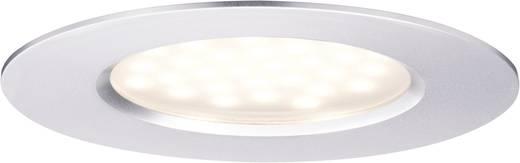 LED-Aufbauleuchte 3er Set 9 W Warm-Weiß Paulmann 93547 Micro Line Platy Aluminium