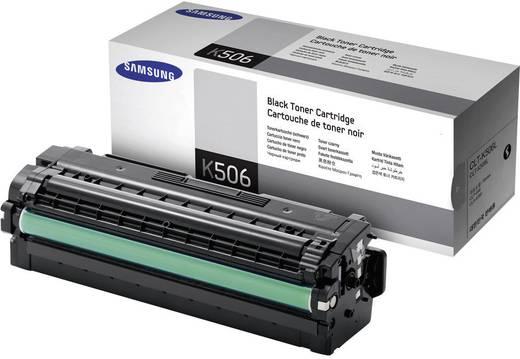 Samsung Toner CLT-K506L CLT-K506L/ELS Original Schwarz 6000 Seiten