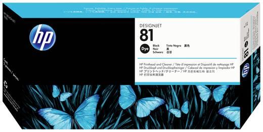 HP Druckkopf 81 Original Schwarz C4950A