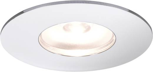 LED-Einbauleuchte 5er Set 5 W Warm-Weiß Paulmann Mini 93551 Chrom