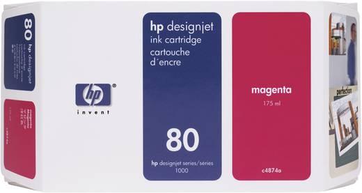 HP Tinte 80 Original Magenta C4874A