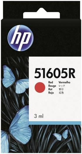 HP Tinte 51605R Original Rot 51605R