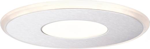 Paulmann Deco Up 93768 LED-Einbauleuchte 3er Set 3 W Warm-Weiß Edelstahl, Satin