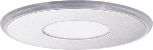 LED-Einbauleuchte 3er Set 3 W Warm-Weiß Paulmann Deco Up 93768 Edelstahl, Satin
