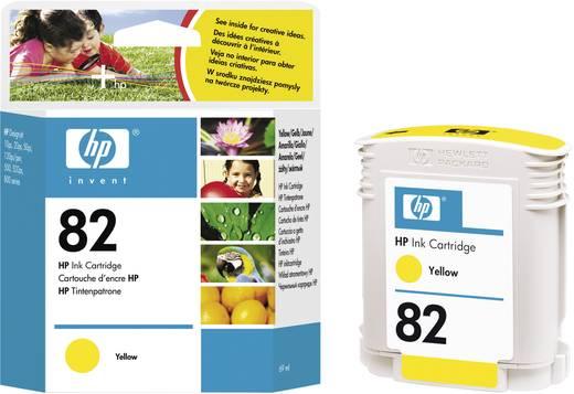 HP Tinte 82 Original Gelb C4913A