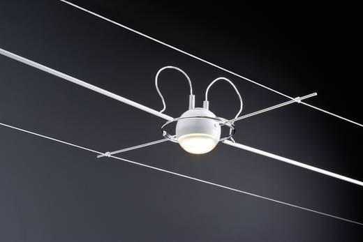 Hochvolt-Seilsystem-Leuchte AirLED LED fest eingebaut 5 W LED Paulmann AirLED Weiß