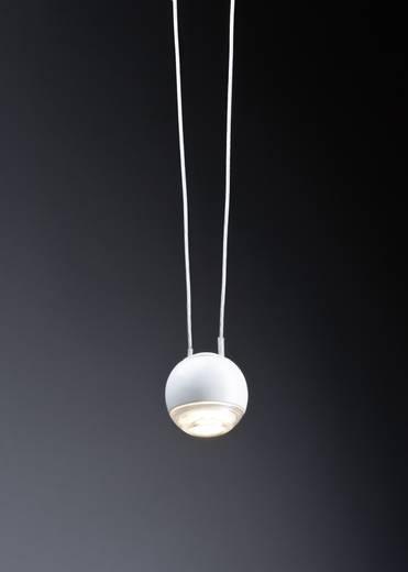 Hochvolt-Seilsystem-Leuchte AirLED LED fest eingebaut 5 W LED Paulmann Ball Weiß