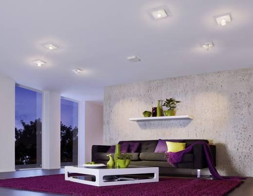 Hochvolt-Seilsystem-Leuchte AirLED LED fest eingebaut 5 W LED Paulmann Ball pendel Weiß