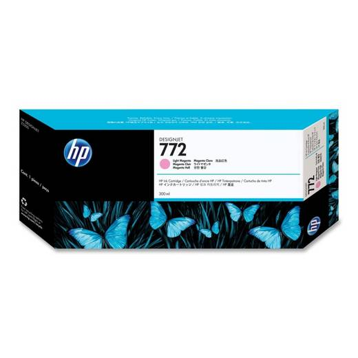HP Tinte 772 Original Hell Magenta CN631A