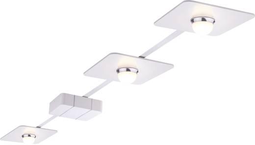 Aufbau-Lichtsystem LED fest eingebaut 30 W LED Paulmann PadLED 95074 Weiß