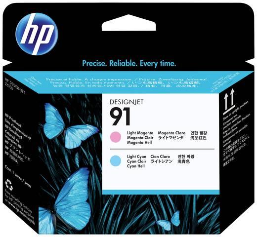 HP Druckkopf 91 Original Cyan, Hell Magenta C9462A