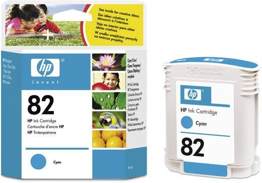 HP Tinte 82 Original Cyan C4911A