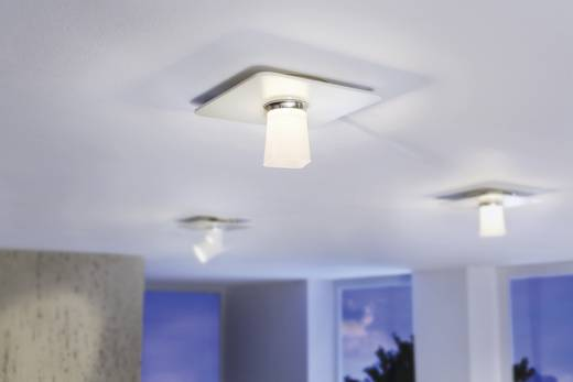 Hochvolt-Seilsystem-Leuchte Universell 10 W LED Paulmann PadLED Weiß