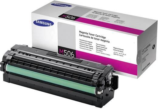 Samsung Toner CLT-M506L CLT-M506L/ELS Original Magenta 3500 Seiten