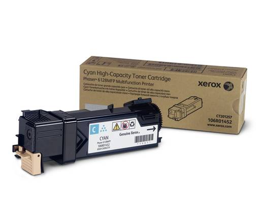 Xerox Toner 106R01452 106R01452 Original Cyan 2500 Seiten