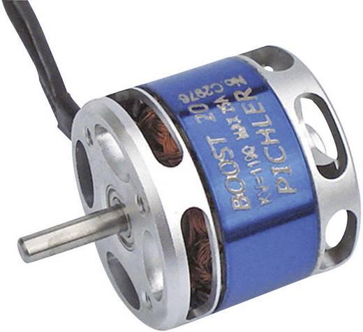 Pichler Boost 20 kV (U/min pro Volt): 1190