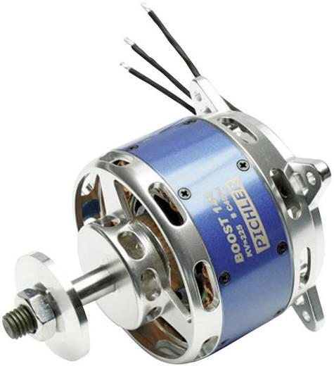 Pichler Boost 140 kV (U/min pro Volt): 225