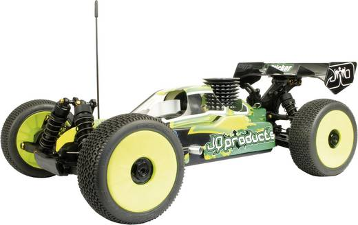 Robitronic Robitronic THE Car Pro Kit Wettbewerbs-Buggy RC Modellauto Bausatz
