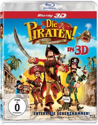 blu-ray Die Piraten - Ein Haufen merkwürdiger Typen FSK: 0