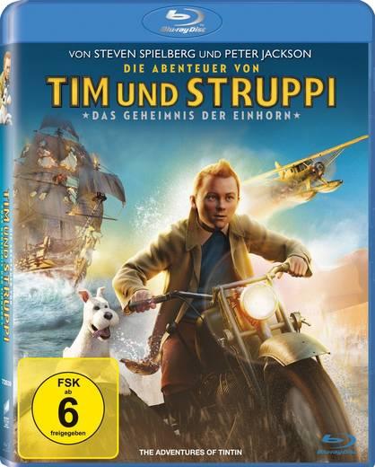 blu-ray Die Abenteuer von Tim & Struppi - Das Geheimnis der Einhorn FSK: 6