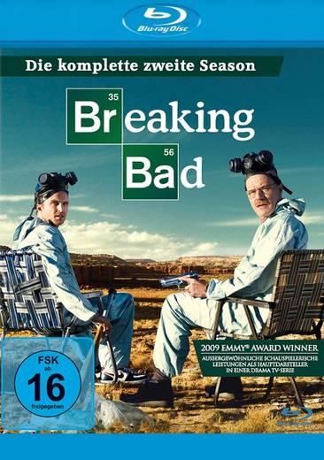 Breaking Bad - Die komplette zweite Season