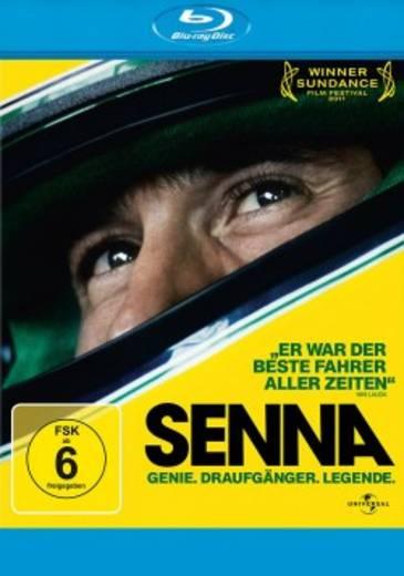 blu-ray Senna FSK: 6