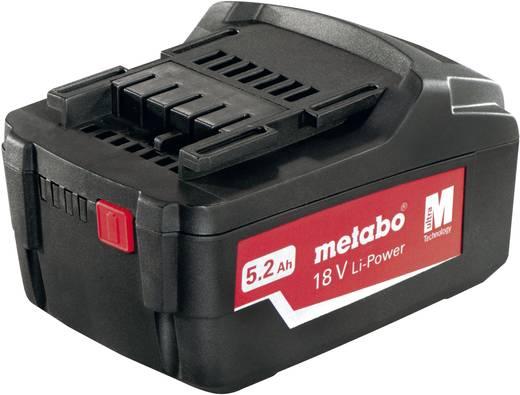 Werkzeug-Akku Metabo 18 V Li-Power 625592000 18 V 5.2 Ah Li-Ion