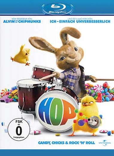 HOP - Candy, Chicks & Rock 'n' Roll