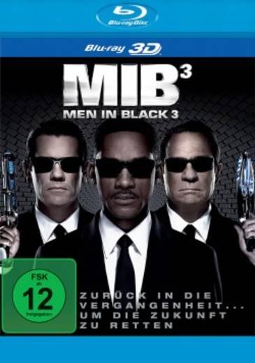 blu-ray 3D Men in Black 3 (3D Version - 2 Disc) FSK: 12