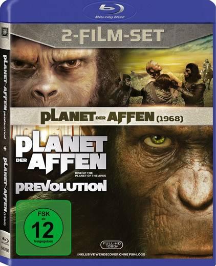 Planet der Affen & Planet der Affen: Prevolution - Doppelbox