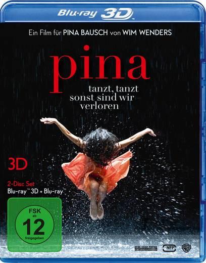 blu-ray Pina 2D/3D (2 Discs) FSK: 12
