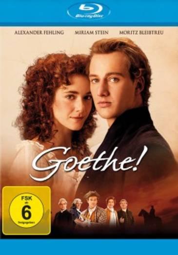 blu-ray Goethe! FSK: 6