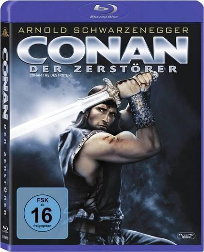 blu-ray Conan der Zerstörer FSK: 16
