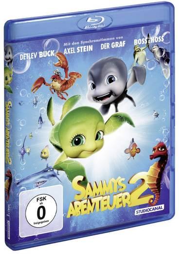 blu-ray Sammys Abenteuer 2 FSK: 0