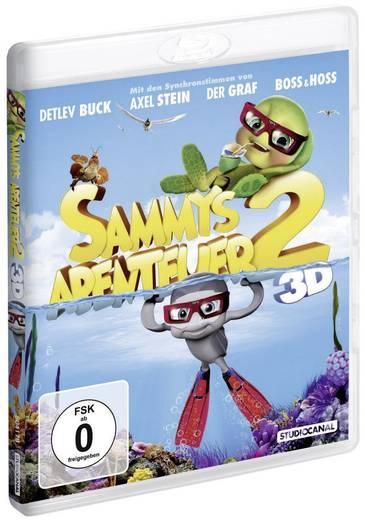blu-ray 3D Sammys Abenteuer FSK: 0