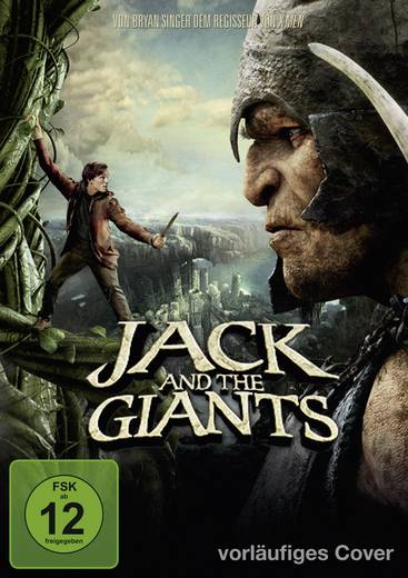 DVD Jack and the Giants FSK: 12
