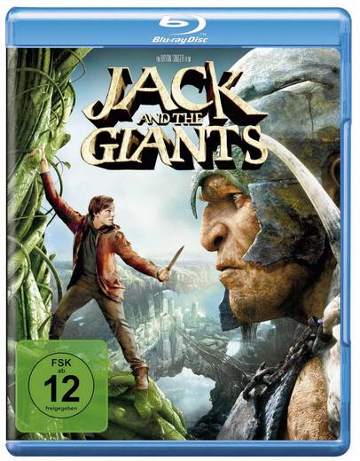 blu-ray Jack and the Giants FSK: 12