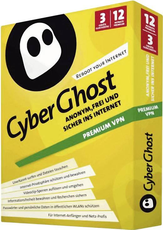 cyberghost kostenlos premium