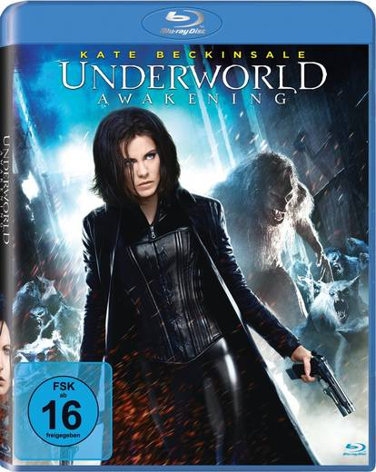 blu-ray Underworld Awakening FSK: 16