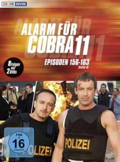 DVD Alarm für Cobra 11 Staffel 19 FSK: 16