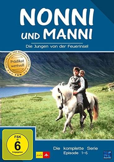 DVD Nonni & Manni - Die Jungen von der Feuerinsel FSK: 6
