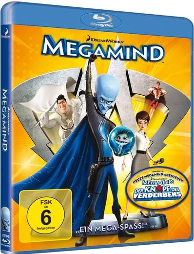 blu-ray Megamind FSK: 6