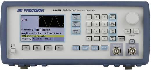 BK Precision 4040B Funktionsgenerator netzbetrieben 0.01 Hz - 20 MHz 1-Kanal Sinus, Rechteck, Dreieck Werksstandard (ohn