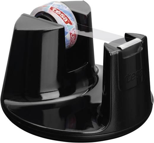tischabroller tesafilm schwarz tesa 53827 00000 1 st. Black Bedroom Furniture Sets. Home Design Ideas