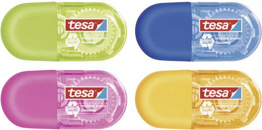 Korrekturroller Blau, Pink, Grün, Orange (L x B) 6 m x 5 mm tesa 59816-00 1 St.