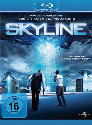blu-ray Skyline FSK: 16