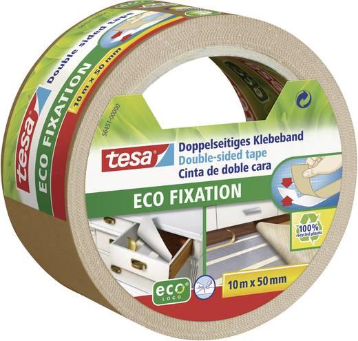 Doppelseitiges Klebeband tesa tesa® ECO FIXAtION (L x B) 10 m x 50 mm Inhalt: 1 Rolle(n)