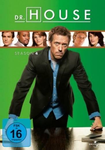 DVD Dr. House Season 4 FSK: 16